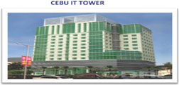 GSII Cebu IT Tower Projects